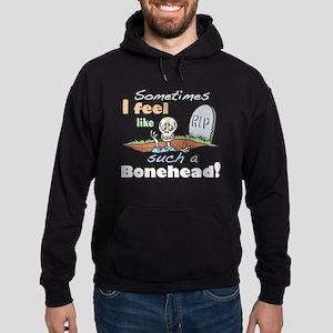 Bonehead Skeleton Hoodie (dark)