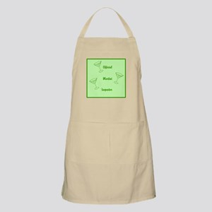 Official Martini Inspector Apron
