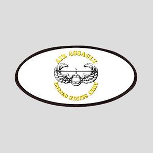 Emblem - Air Assault Patches