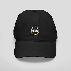 Emblem - Air Assault Black Cap