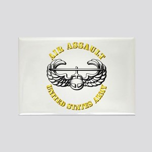 Emblem - Air Assault Rectangle Magnet