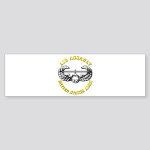 Emblem - Air Assault Sticker (Bumper)