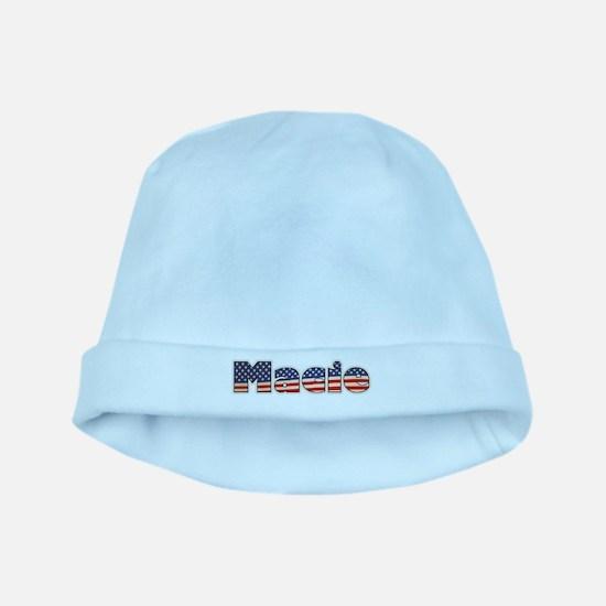 American Macie baby hat