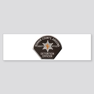 Mohave County Detention Sticker (Bumper)