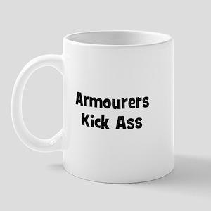 Armourers Kick Ass Mug
