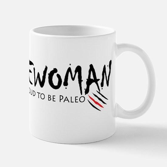Cavewoman Mug