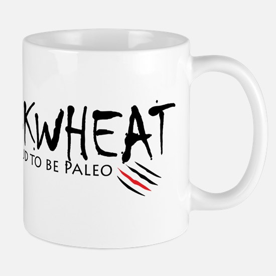 Fuckwheat Mug