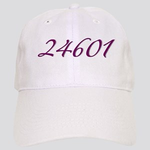 24601 Les Miserable Prisoner Number Cap
