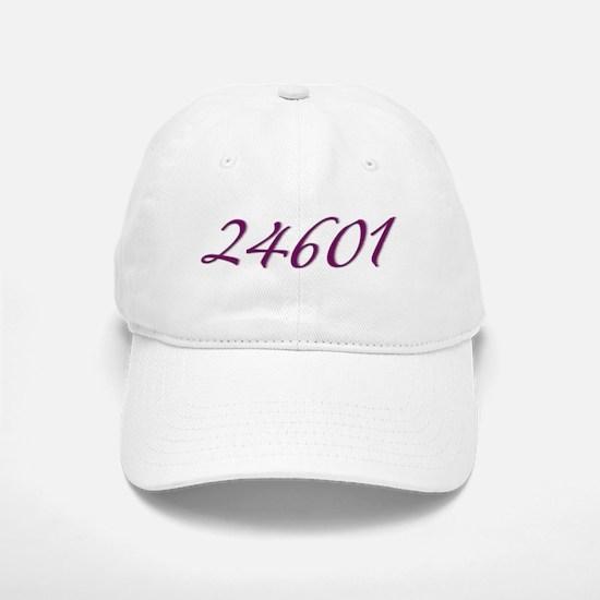 24601 Les Miserable Prisoner Number Baseball Baseball Cap