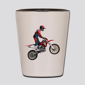 Helaine's Dirt Cycle Shot Glass