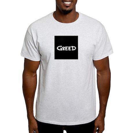Seven Deadly Sins-Greed Light T-Shirt