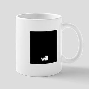 Erik Erikson-Will Mug