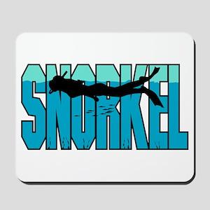 Snorkel Mousepad
