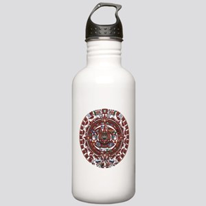 Mayan Calender Stainless Water Bottle 1.0L