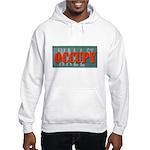 #OccupyWallStreet Hooded Sweatshirt
