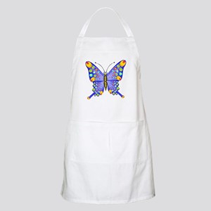 Butterfly258 BBQ Apron