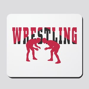 Wrestling 2 Mousepad