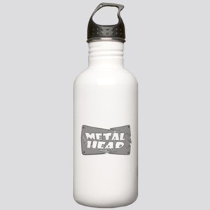 Metal Head Stainless Water Bottle 1.0L