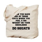Everything i do i do it big Tote Bag