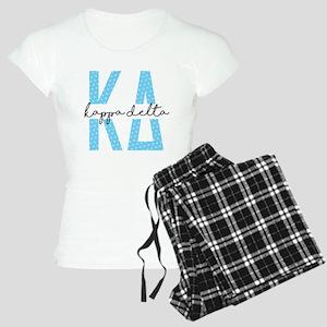 Kappa Delta Polka Dots Women's Light Pajamas