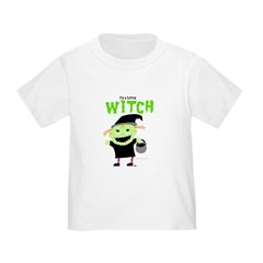I'm a little witch! T