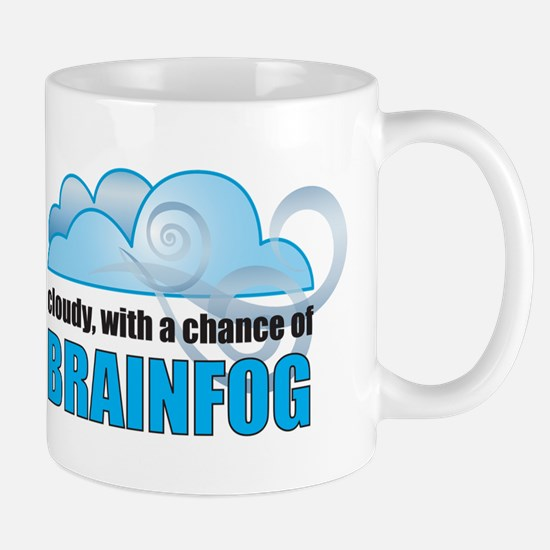 Chance of Brainfog Mug