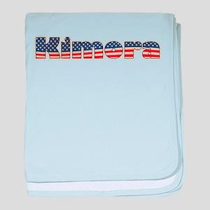 American Kimora baby blanket