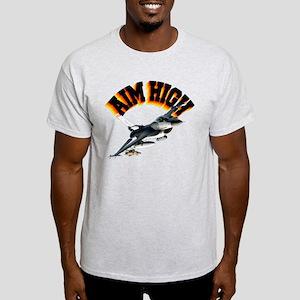 F16 Aim High Light T-Shirt