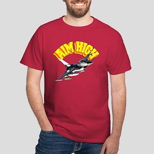 F16 Aim High Dark T-Shirt