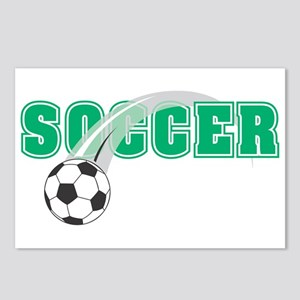 Soccer 2 Postcards (Package of 8)