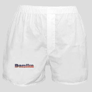 American Danika Boxer Shorts