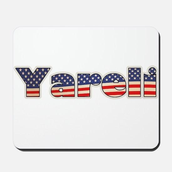American Yareli Mousepad