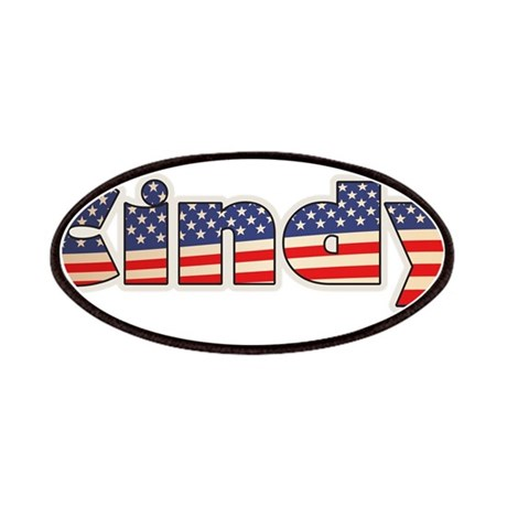 American Cindy Patches