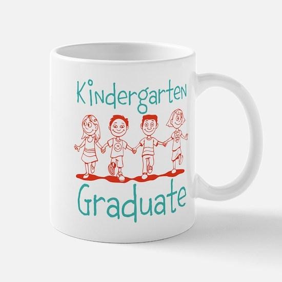 Kindergarten Graduate Mug