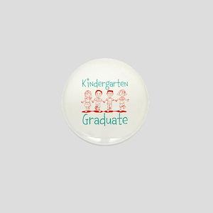 Kindergarten Graduate Mini Button