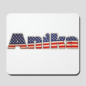 American Anika Mousepad