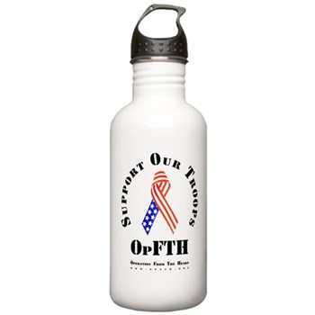 OpFTH Stainless Water Bottle 1.0L