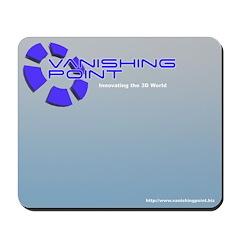 VP Gradient Logo Mousepad