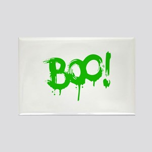 BOO! Rectangle Magnet
