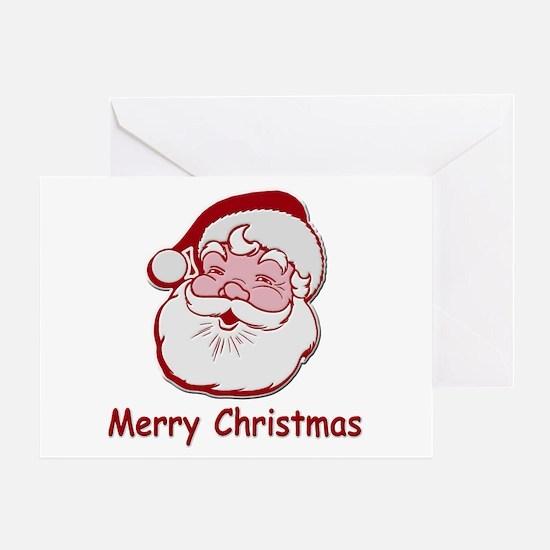 Traditional Christmas Greeting Card