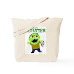 I'm a little Monster Tote Bag