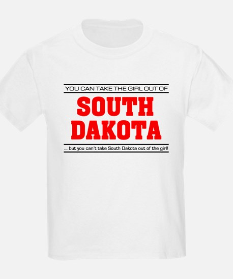 'Girl From South Dakota' T-Shirt