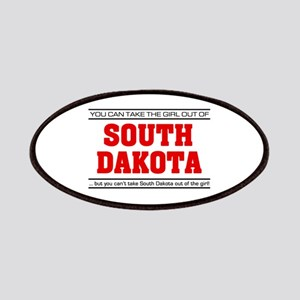 'Girl From South Dakota' Patches