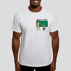 Thank You Teacher Light T-Shirt
