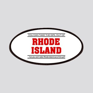 'Girl From Rhode Island' Patches