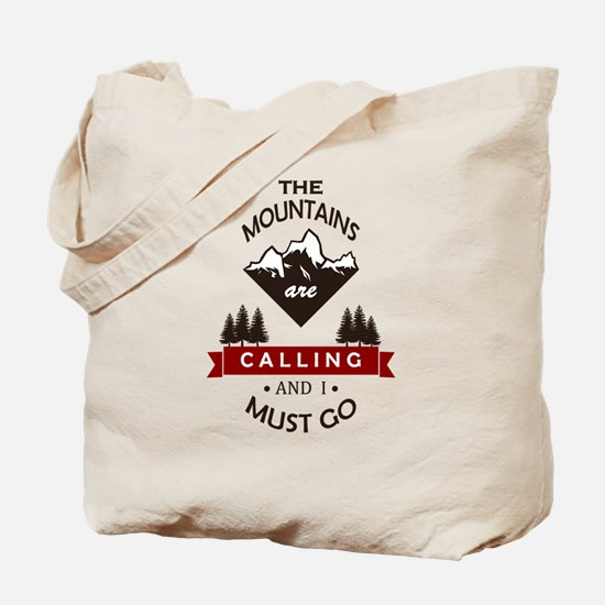Unique Outdoors Tote Bag