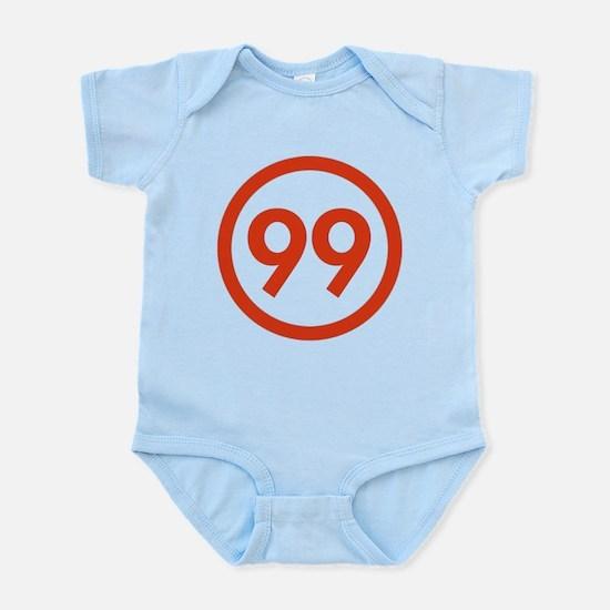 99% Infant Bodysuit