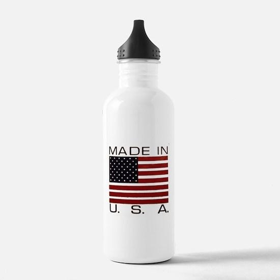 MADE IN U.S.A. Water Bottle