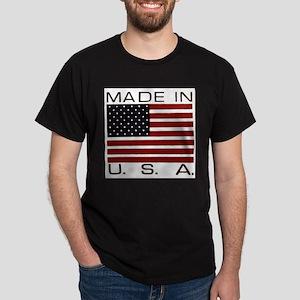 MADE IN U.S.A. Dark T-Shirt