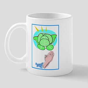 Lettuce Pray Mug